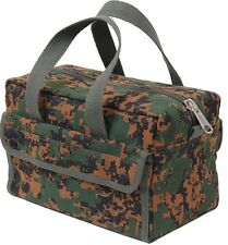 WOOD DIG Military Heavy Weight Cotton Canvas Medic/ Mechanics Tool Bag 91320 #2