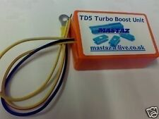 Land Rover TD5 Turbo Boost Increase Unit. Defender & Discovery