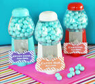 Mini Gumball Machine Place Card Holder Wedding Birthday Favor (Personalized Opt)