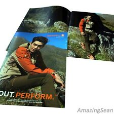 KIM WOO BIN, LEE NA YOUNG Photobook, MERRELL S/S Collection Lookbook 2014