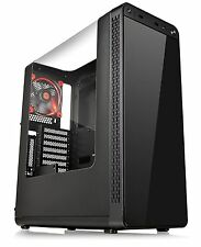 Thermaltake View Series 27 Mid Tower ATX Gaming Computer PC Case with Window