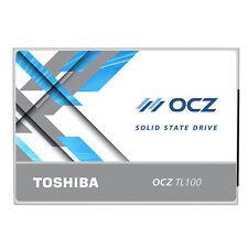 """Toshiba OCZ TL100 Series 120GB 2.5"""" SATAIII Solid State Drive TL100-25SAT3-120G"""
