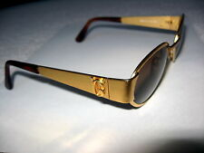 VINTAGE RARE GENUINE GIANNI VERSACE SUNGLASSES MOD S76 COL 030 MADE IN ITALY