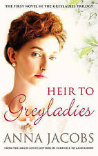 Heir to Greyladies (Greyladies Series), By Anna Jacobs,in Used but Acceptable co
