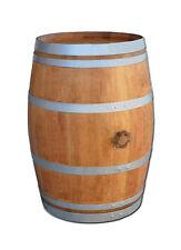 Holzfass, Fass, Stehtisch, Eichenfass, Weinfass,Barrique 225 L geschliffen geölt