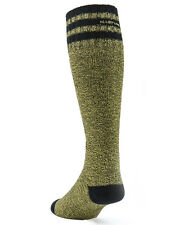 Gay Interest Men's NASTY PIG Yellow Hiking Thick Comfortable Sexy Socks  New!