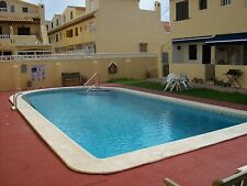 PRIVATE HOLIDAY HOME TO RENT LET IN SPAIN COSTA BLANCA TORREVIEJA ALICANTE