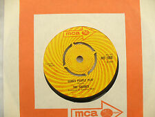 THE SQUIRES GAME'S PEOPLE PLAY / FUNKY BAYSWATER mca 1060......45rpm / 60's pop