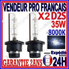 2 AMPOULES D2S AU XENON 35W HID KIT EN 12V LAMPE POUR AUDI A3 A4 A6 A8 TT 8000K