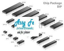 2 pcs x F6802P IC-DIP40 8-BIT 1MHz MICROPROCESSOR