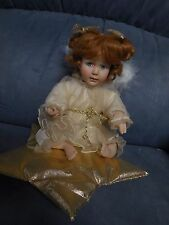 ASHTON DRAKE WISHING ON A STAR DOLL 1992 FIRST ISSUE CINDY M McCLURE HEAVENLY