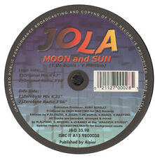 Jola - Moon And Sun - J & Q Records