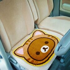 Rilakkuma Sheet Mat Cat Cute Bear car goods Japan Anime with tracking i