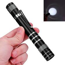 Mini 1200LM Super Bright Torch Cree Q5 LED Flashlight 14500 Lamp Light Gift 2017