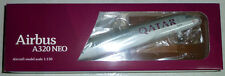 1/150 Qatar Airways A320 NEO NEW Corporate Model