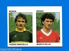 CALCIO FLASH '84 Lampo - Figurina-Sticker n. 383 - MASCELLA-BILLIA -MONZA-New