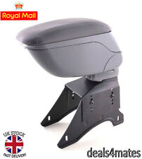 Grey Armrest Centre Console fit VW BORA POLO JETTA PASSAT GOLF MK1 MK2 MK3 MK4
