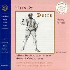 EDWARD BREWER - Purcell: Airs And Duets CD ** Excellent Condition **