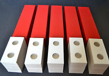 500- 2x2 cardboard mylar coin holders flips for DIMES with 5 STORAGE BOXES new!