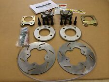 Honda TRX350 Rancher 2000-06 ATV High Lifter Front Disc Brake Conversion Kit