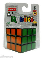 Rubiks Cube 3x3 Cube Activity Puzzle FUNSKOOL STICKERLESS TILES