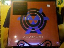 Chvrches The Bones of What You Believe LP sealed 180 gm vinyl + download