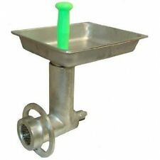 The First Ingredient Meat Grinder Attachment Size 12 Hub for Mixer Cast Alumium
