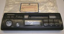 Panasonic AM-FM Cassette Radio Black Faceplate H16 YEFC024C137 NIB