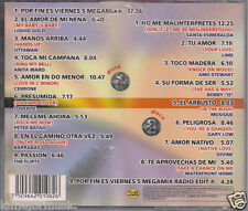 RARE 70's 80'S dance 2CD Por fin es viernes 5 Megamix RING MY BELL knock on wood