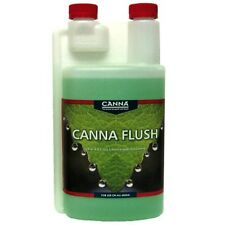 Canna Flush 1ltr - Hydroponics - New Free Next Day Delivery