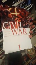 Civil War Captain America vs Iron Man issues #1-7 full Mini Series Marvel 2006
