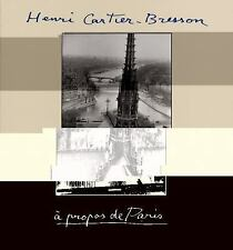 Henri Cartier-Bresson: À Propos de Paris, Cartier-Bresson, Henri, Good Book