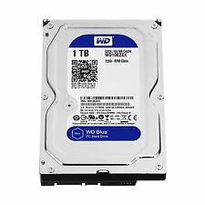 WD Caviar1TB 7200RPM SATA 6Gb 64MB Desktop Hard Disk Blue by Western Digital HDF