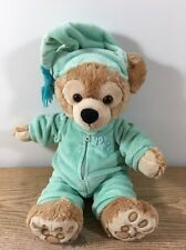 "My 1st Disney Bear with Pajamas Hidden Mickey Pre-Duffy 14"" Plush"