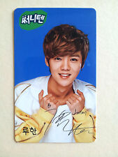 EXO K M Sunny 10 Event [Official] Photocard Photo Card  B type - Luhan