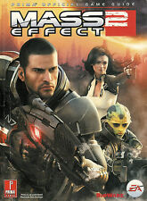 Mass Effect 2 ~ 288 Pages Official Game Guide For All Platforms by Prima
