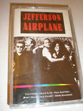 Jefferson Airplane CASSETTE NEW Self Titled