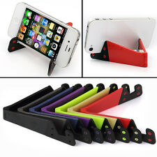 Universal Foldable Phone Stand Holder Smart Phone iPad Tablet PC Easy to Use NEW