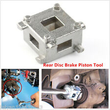 "Disc Rear Brake Piston Caliper Wind Back Cube 3/8"" Drive Tool Calliper Adaptor"