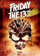 Friday the 13th the Series: The Second Season [6 Disc (2009, DVD NEUF)6 DISC SET