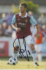 WEST HAM UNITED HAND SIGNED RAZVAN RAT 6X4 PHOTO.