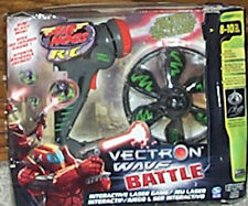 Air Hogs R/C Vectron Wave Battle Interactive Laser Game Green New Spin Master