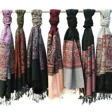 2-pack: Amtal Women's Pashmina Fashion Scarves - Colors Assorted