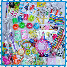 50 x children kids unisex TOYS Party Bags Fillers PINATA GOODY BAG reward school