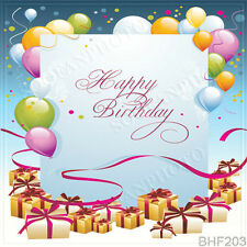Birthday 10'x10' Computer / Digital (CP) Scenic Photo Background Backdrop BHF203