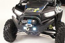 Polaris RZR Extreme Front Bumper with Winch Mount  & Lights P/N: 12645-12375