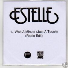 (B538) Estelle, Wait A Minute (Just a Touch) - DJ CD