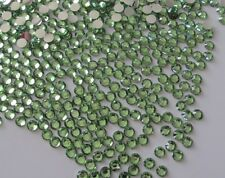 eConn 5,000pcs Flatback Resin Rhinestones Round 2mm Perfect for Nails Art