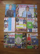 RARE The Outfield Posters & Articles! Cameron Dallas Nash Grier