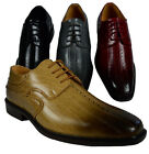 MEN'S GIOVANNI DRESS SHOES FORMAL OXFORD POINTY STYLE WING TIP WEDDING CASUAL